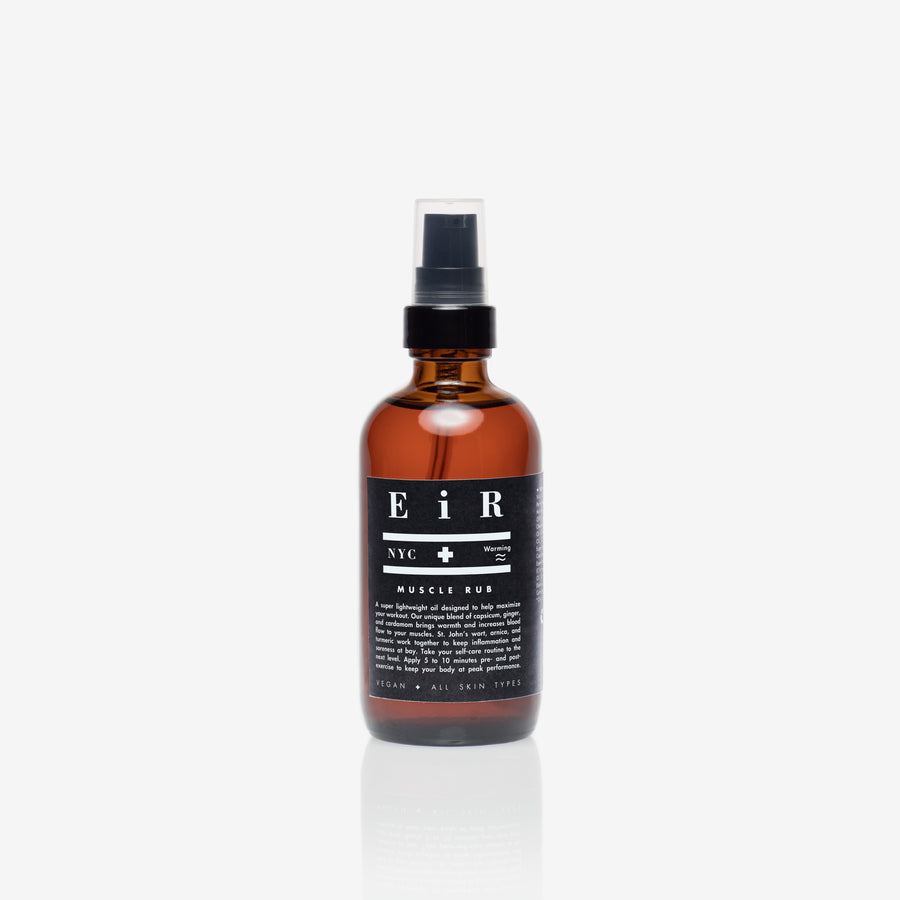 Muscle Rub - Body Oil - Eir NYC Natural Skincare