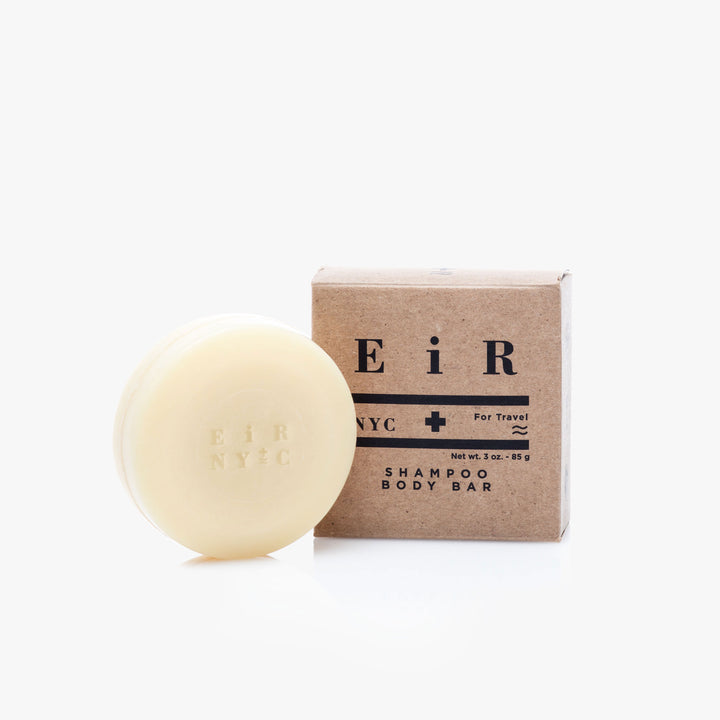 Travel Shampoo and Body Bar - Body Wash - Eir NYC Natural Skincare