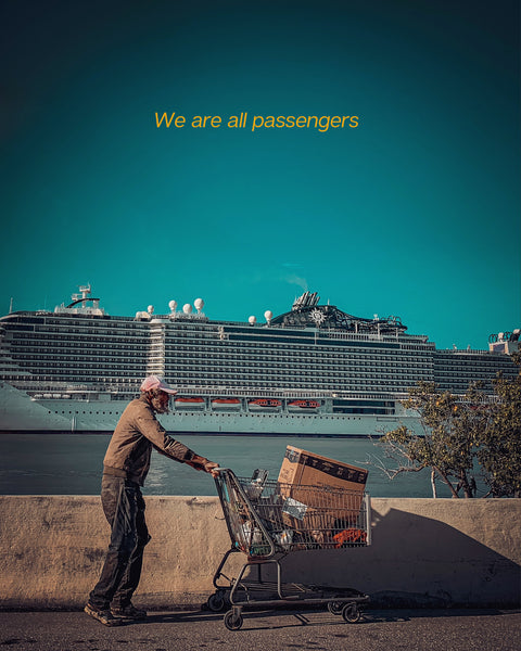 We are all passengers