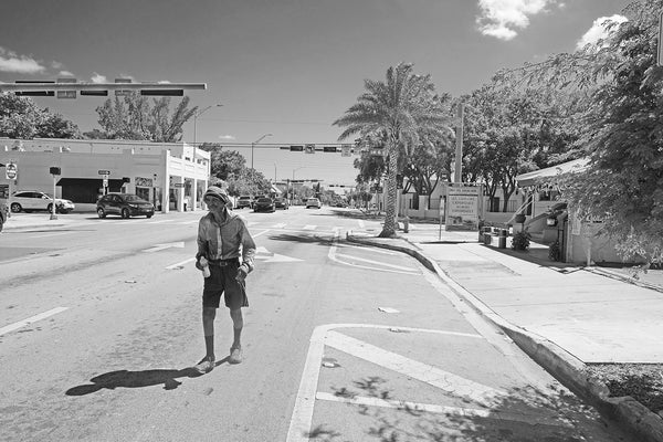 """See, Explore, Experience Miami Differently"" ...While walking through Little Havana in Miami"