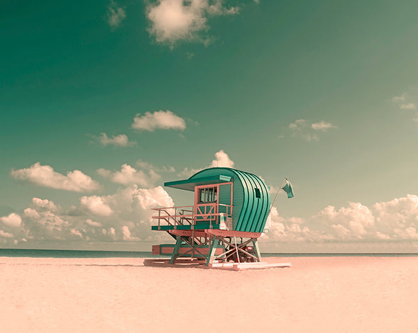 NEW RELEASE Miami Beach Yearning Fine Art Photography Limited Edition Print by Roman Gerardo