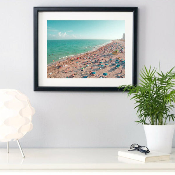 NEW RELEASE A Miami Winter Perspective Fine Art Photography Print
