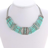 Multi Turquoise Necklace