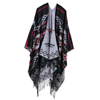Retro Tribal Roots Poncho