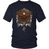Wisdom Native American Eagle T-Shirt
