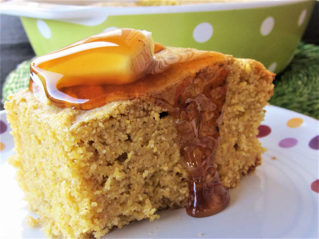 Country Quinoa Cornbread