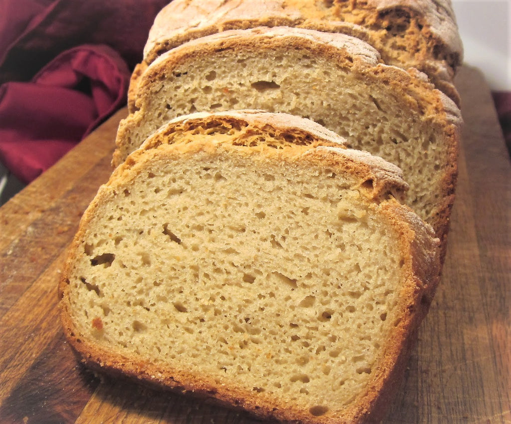 The Best Ever Whole Grain Gluten-Free Bread