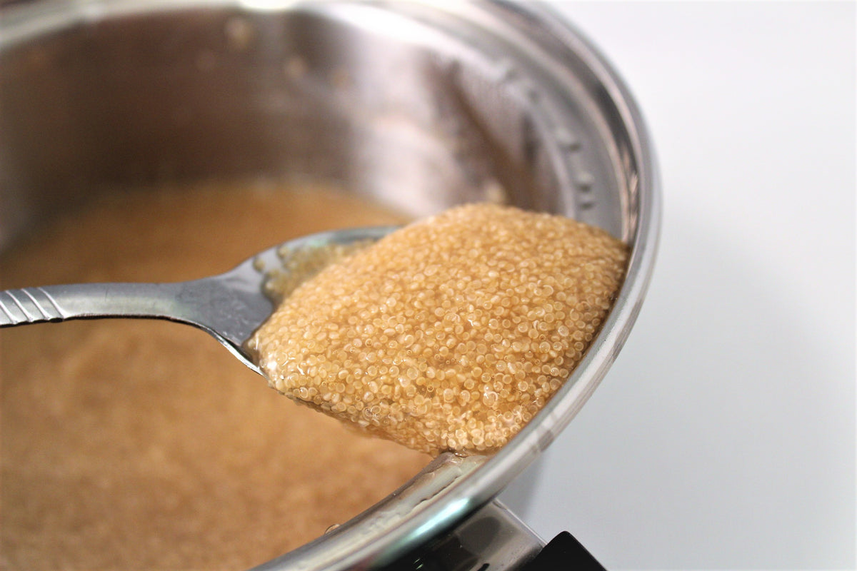 Back to Basics: How to Cook Amaranth on the Stovetop