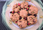 7 Grain Cranberry Pistachio Cookies and WonderMix