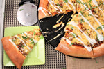 Gourmet Barbecue Cheeseburger Pizza on Italian Farina Crust