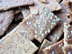 5 Ingredient Homemade Whole Wheat Club Crackers