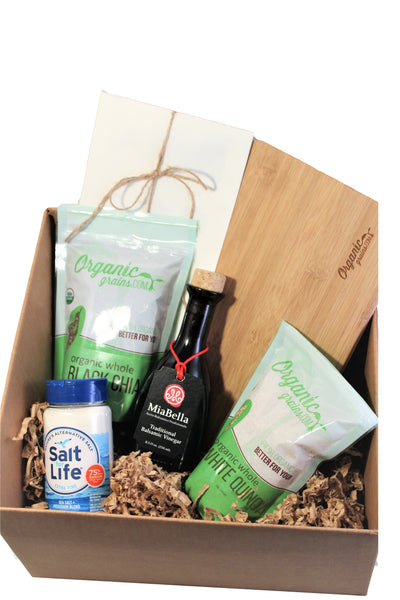 The Chef Holiday Gift Box