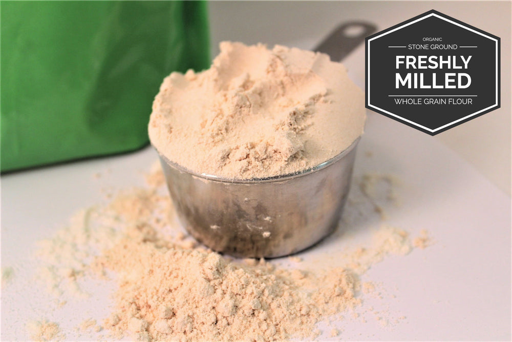 Brown Rice Flour - Freshly Milled
