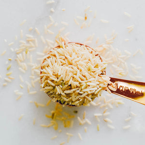 Organic Whole Brown Basmati Rice - Organicgrains.com