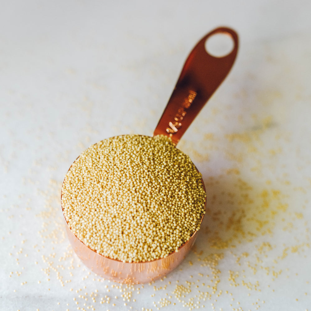Organic Sprouted Amaranth - Organicgrains.com