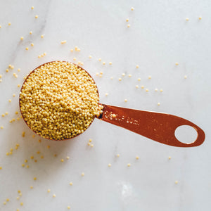 Organic Sprouted Millet - Organicgrains.com