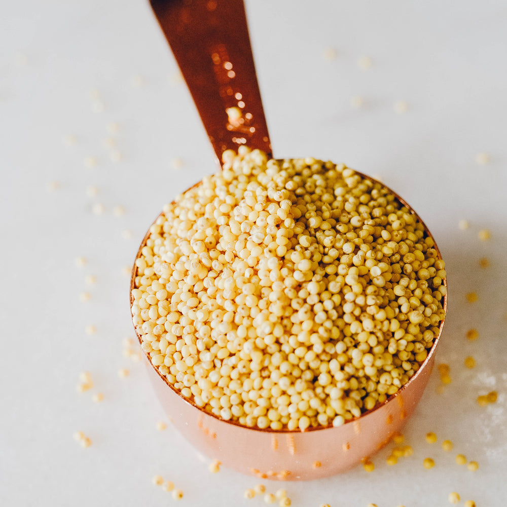 Organic Sprouted Millet