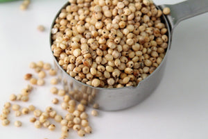 Organic Whole Grain Sorghum