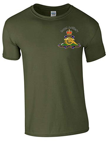 Royal Artillery T-Shirt - Army 1157 Kit  Veterans Owned Business