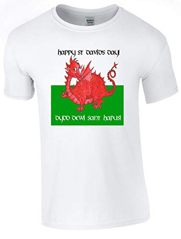 Army 1157 Kit St David's Day T-Shirt Printed DTG (Direct to Garment) for a Permanent Finish.