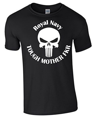 Bear Essentials Clothing MFK Royal Navy T-Shirt - Army 1157 Kit  Veterans Owned Business