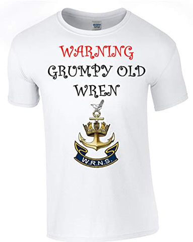 Grumpy Old Wren T-Shirt