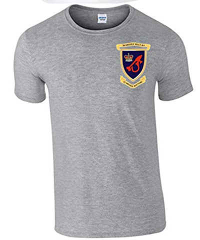15 Missile Battery RA T shirt