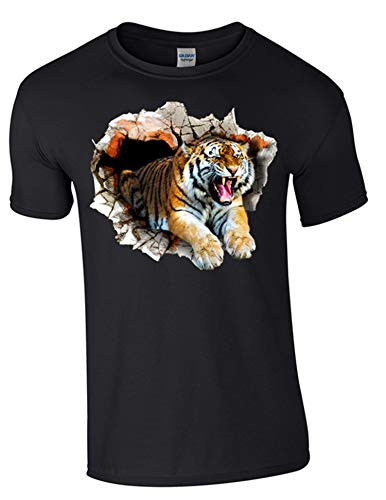 Tiger Breakthrough T-Shirt (XL) - Army 1157 Kit  Veterans Owned Business