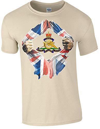 Royal Artillery Breakthrough T-Shirts - Army 1157 Kit  Veterans Owned Business