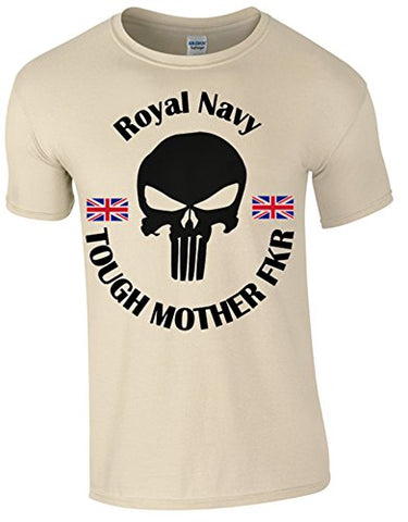 Bear Essentials Clothing MFK Royal Navy T-Shirt