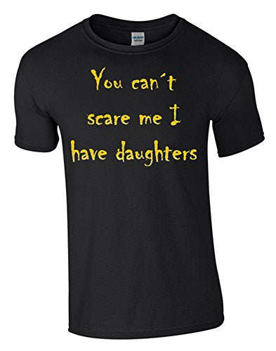 Bear Essentials Clothing I Have Daughters T-Shirt - Army 1157 Kit  Veterans Owned Business