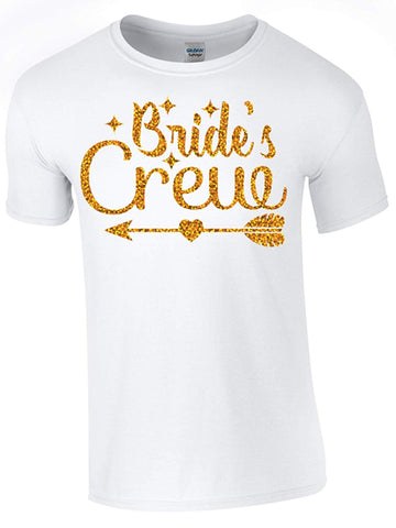 Army 1157 Kit Hen Party Bride and Bride Crewe T-Shirts