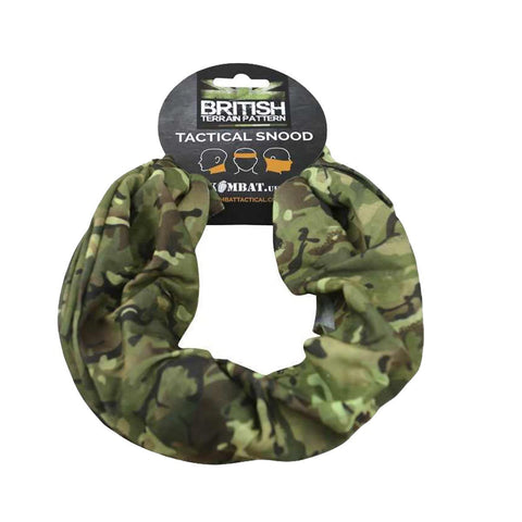 Kombat UK Tactical Snood - BTP