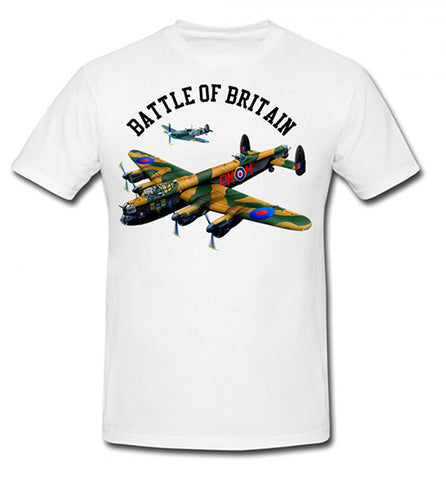 Bear Essentials Clothing. Battle Of Britain T Shirt - Bear Essentials Clothing Company