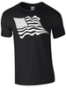 T-Shirt Printed DTG (Direct to Garment) for a Permanent Finish. - Army 1157 Kit  Veterans Owned Business