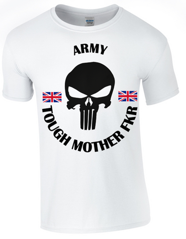 Army Tough Mother FKR T-Shirt