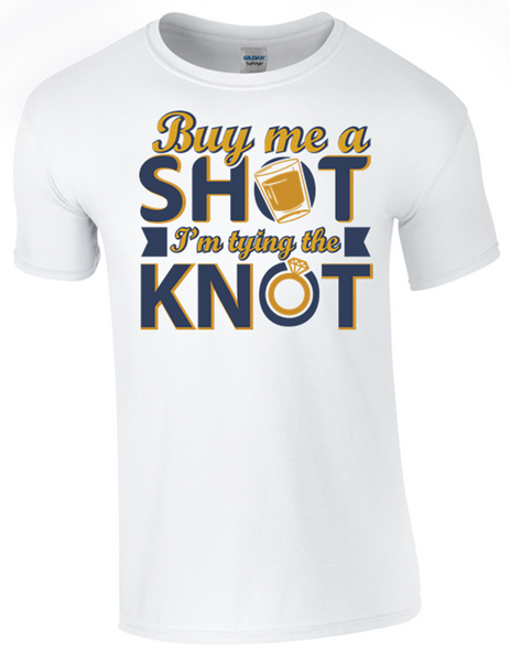 Buy me a Shot Stag and Hen Party