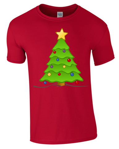 Christmas Tree T-Shirt - Army 1157 Kit  Veterans Owned Business