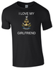 I Love my Wren Girlfriend Ministry of Defence  Official MOD Approved Merchandise - Army 1157 Kit  Veterans Owned Business