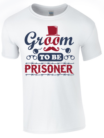 Groom to be T-Shirt - Army 1157 Kit  Veterans Owned Business