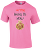 Grumpy Old WRAAF T-Shirt - Army 1157 Kit  Veterans Owned Business