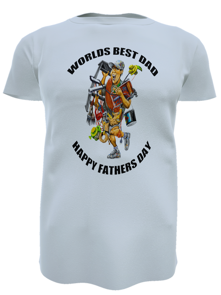 Fathers Day T-Shirt Size from S to 5XL