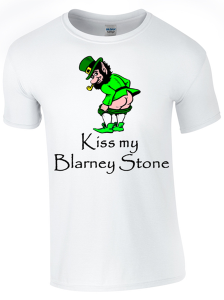 Kiss my Blarney Stone - Army 1157 Kit  Veterans Owned Business