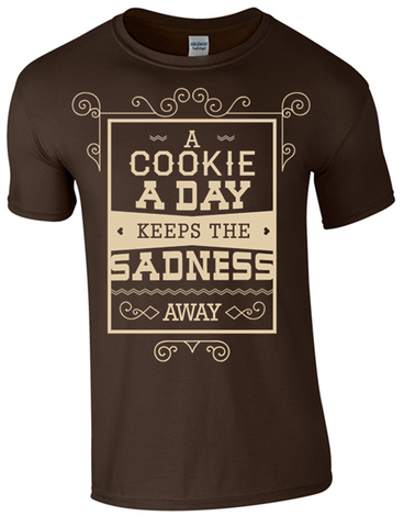 A Cookie A Day T-Shirt