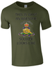 Royal Artillery Military Pi. Me Off T-Shirts - Army 1157 Kit  Veterans Owned Business