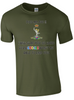 Royal Signals Military Pi. Me Off T-Shirt Ministry of Defence Official MOD Approved Merchandise