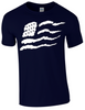 Stars & Stripes T-Shirt Printed DTG (Direct to Garment) for a Permanent Finish. - Army 1157 Kit  Veterans Owned Business
