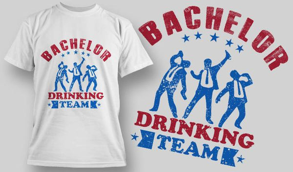 Bachelor Drinking Team Stag and Hen Party - Army 1157 Kit  Veterans Owned Business