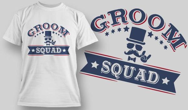 Groom Squad Stag and Hen Party - Army 1157 Kit  Veterans Owned Business