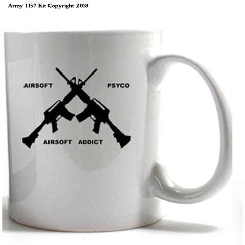Airsoft Mug - White - Kitchen